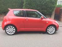 Suzuki swift 1.6 vvt sport 3 door