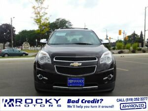 2011 Chevrolet Equinox LTZ - BAD CREDIT APPROVALS