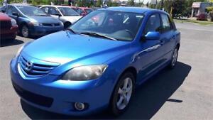 *** 2006 Mazda 3 GT, SELEMENT 177000KM...