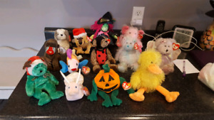 Ty Beanie Baby Collection
