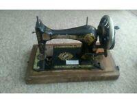 Singer sewing machine (vintage)