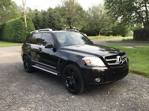 2011 Mercedes GLK 350 4Matic - Noir