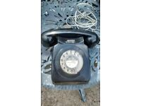 Old post office phone