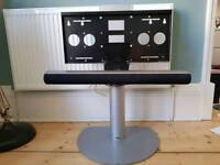 Audica CS-1 Full System and Audica TV Stand