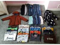 Bundle of Boys Clothes; Age 3-4years