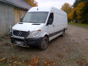 2013 Mercedes-Benz Sprinter Van EXT Minivan, Van