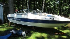 2007 stingray boat co 185 LS