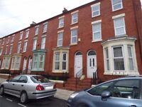 Large double room in a well mantained townhouse, all bills included.