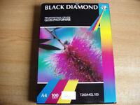 Gloss 240gsm Photopaper 100 Sheets