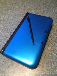 For Sale: Blue Nintendo 3DS XL