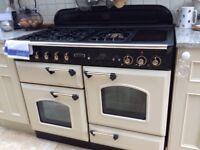 Leisure Rangemaster 110 range cooker