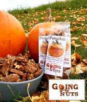 Go Nuts with us this Fall Season
