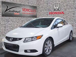2012 Honda Civic Si (M6)