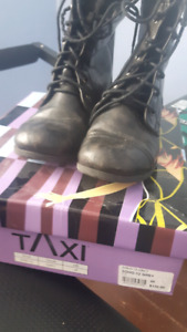 Taxi Boots