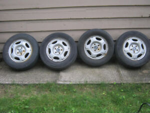 "15""  1997-UP HONDA CRV WHEELS"