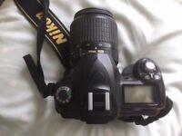 Nikon D50 Digital SLR Camera