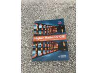 SQA higher maths book