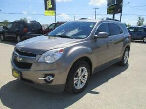 2011 CHEVROLET EQUINOX LT, SAFETY AND WARRANTY $8,450