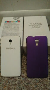 Alcatel one touch idol 2s white. *** needs repair or parts