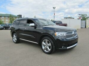 2013 Dodge Durango CITADEL 4X4 W/ TECH PACKAGE