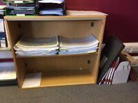 Office Bookshelves - £5