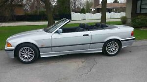 BMW 328i M pacage convertible