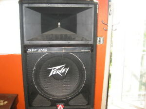 P/A Speakers