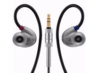 RHA T20 High Fidelity Noise Isolating Dual Coil In-Ear Headphone
