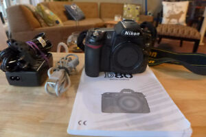 Nikon D80 Body Only in Excellent Condition