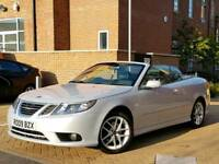 2009 Saab 9-3 1.9 TTiD Vector Sport 2dr, SAT NAV, FULL HEATED LEATHER SEATS