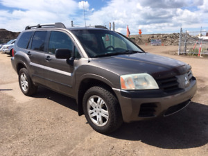 2004 Mitsubishi Endeavor LS AWD -WARRANTY INCLUDED! CALL NOW!