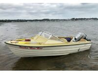 BONWITCO 14FT SPEED BOAT WITH LOADS OF EXTRAS!!!!