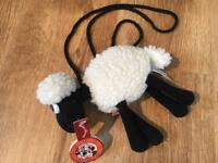 Wallace & gromit sheep bag