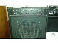 Base amp Combo Amp PA Speaker
