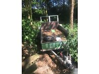 Trailer for sale 10ft x 5ft