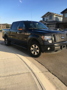 Got Rumble? 2012 Ford F-150 4x4 Pickup Truck
