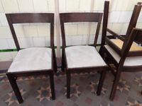 Dining Chairs 4 for £25