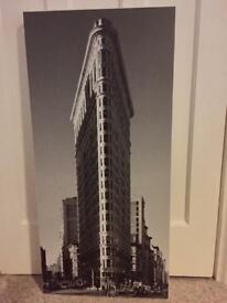 Picture Flatiron/Fuller Building New York