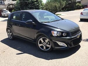 2014 Chevy Sonic rare RS package