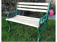 Childs Garden Bench