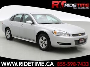 2013 Chevrolet Impala LS - HUGE VALUE FOR A tiny PRICE!
