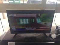 "32"" led DVD combi hd tv"