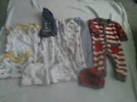 Boys tiny baby bundle