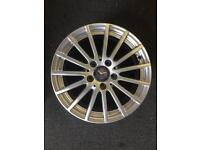 Mercedes Benz c class 6.5x16 alloy wheel for sale only got one great condition £120 call 07860431401
