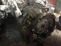 MINI COOPER 2004-06 1.6 AUTOMATIC GEARBOX