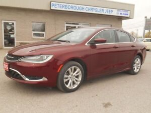 2015 Chrysler 200 Limited - Perfect commuter vehicle!