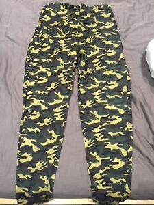Halloween Military/camouflage Pants (Costume)