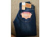 Boys brand new levi's jeans