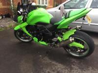 Kawasaki Z1000 2008 low milage.. FSH, 3 owners.