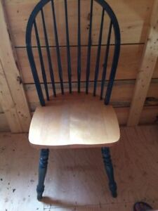 Five Bass River Dining Chairs